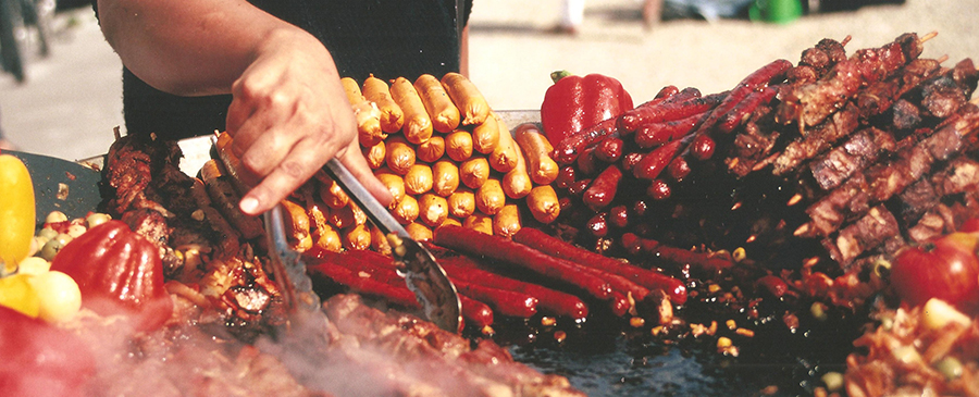 a big cholesterol filled fry