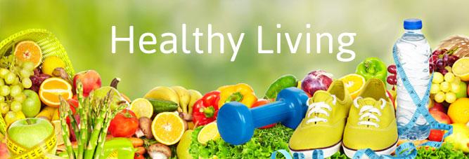 Healthy Living | Robert Kelly